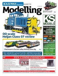 Railway Magazine Guide to Modelling - October 2018