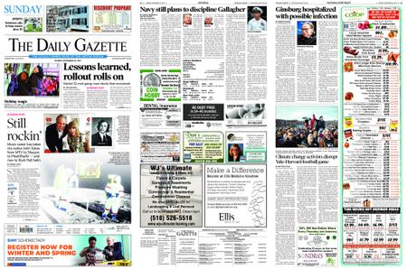 The Daily Gazette – November 24, 2019