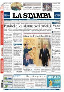 La Stampa Torino Provincia e Canavese - 26 Ottobre 2017