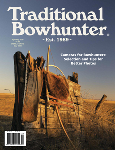 Traditional Bowhunter - April/May 2020