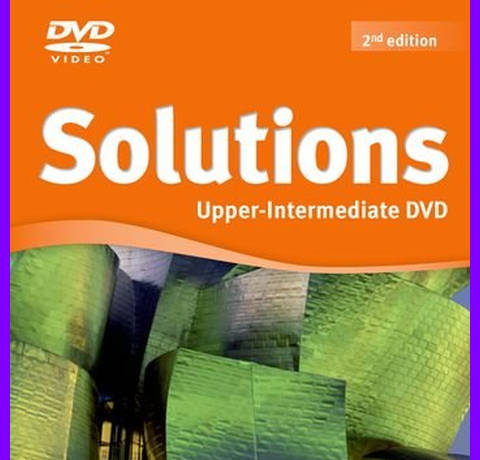 ENGLISH COURSE • Solutions • Upper Intermediate • Video DVD (2013)