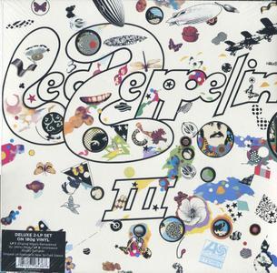 Led Zeppelin - Led Zeppelin III (1970) [2LP Deluxe Edition, Vinyl Rip 16/44 & mp3-320 + DVD]