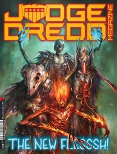 Judge Dredd Megazine 430 (2021) (Digital) (DR & Quinch-Empire