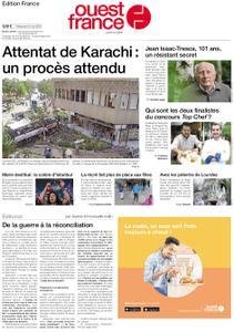 Ouest-France Édition France – 08 mai 2019