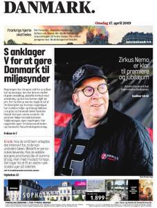 JydskeVestkysten Kolding – 17. april 2019