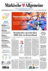 Neue Oranienburger Zeitung - 29. März 2018