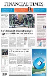Financial Times Europe - September 7, 2020