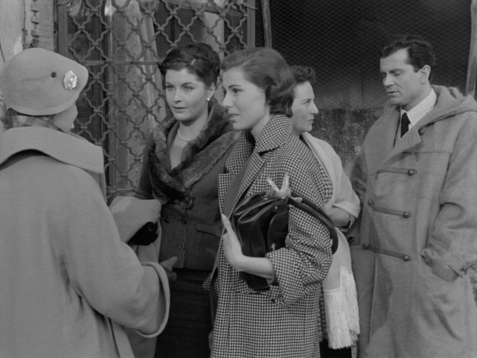 Le amiche/The Girlfriends (1955)