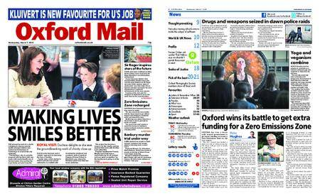 Oxford Mail – March 07, 2018