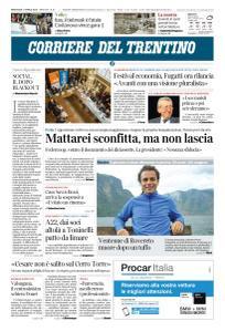 Corriere del Trentino - 17 Aprile 2019
