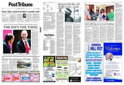 Post-Tribune – October 25, 2017