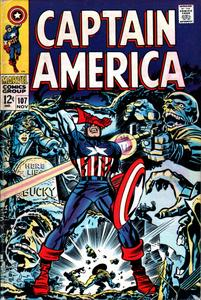 Captain America 107 1968 HD