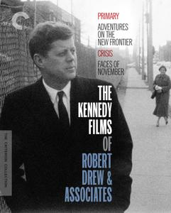 The Kennedy Films of Robert Drew & Associates (1960-1964) [Criterion Collection]