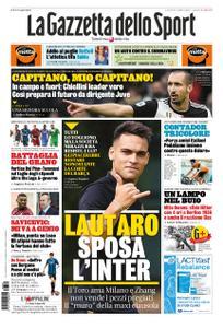 La Gazzetta dello Sport Sicilia – 30 marzo 2020