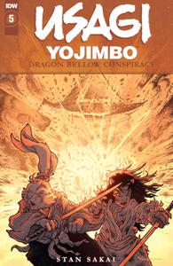 Usagi Yojimbo - The Dragon Bellow Conspiracy 005 (2021) (digital) (Son of Ultron-Empire