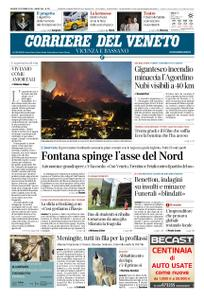 Corriere del Veneto Vicenza e Bassano – 25 ottobre 2018