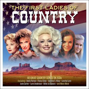 VA - The First Ladies Of Country (2CD, 2019)