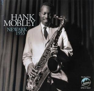 Hank Mobley - Newark 1953 (2012) {2CD Set Uptown UPCD 27.66-67 rec 1953}