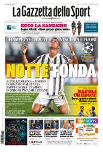 La Gazzetta dello Sport Sicilia – 08 agosto 2020