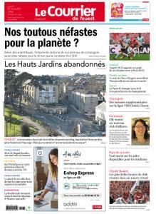 Le Courrier de l'Ouest Cholet – 22 mars 2021