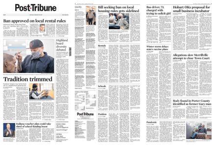 Post-Tribune – February 20, 2021
