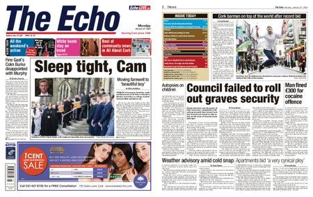 Evening Echo – January 27, 2020