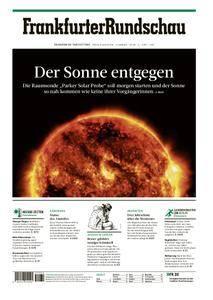 Frankfurter Rundschau Main-Taunus - 10. August 2018