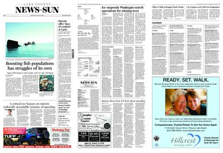 Lake County News-Sun – January 23, 2019