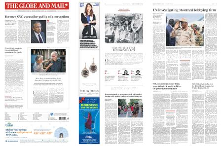 The Globe and Mail – December 16, 2019
