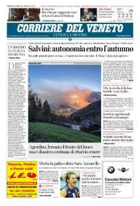 Corriere del Veneto Venezia e Mestre – 26 ottobre 2018