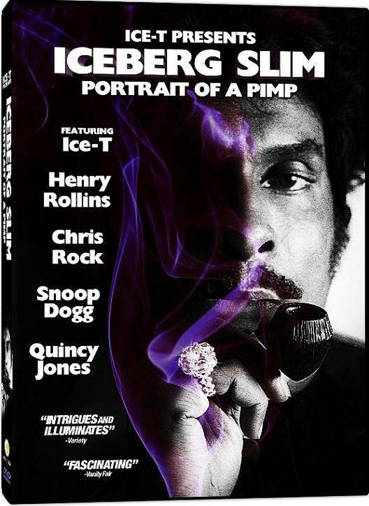 Phase 4 Films - Iceberg Slim: Portrait of a Pimp (2013)
