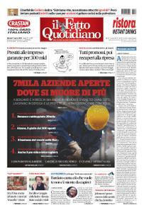 Il Fatto Quotidiano - 07 aprile 2020