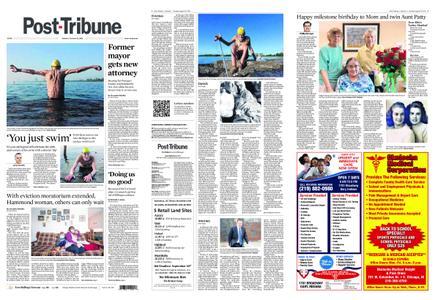 Post-Tribune – August 22, 2021