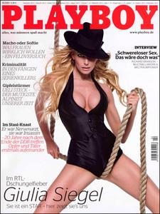 Playboy Germany - Februar 2009