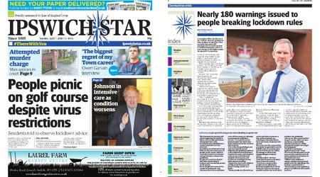 Ipswich Star – April 07, 2020