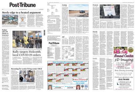 Post-Tribune – December 18, 2020