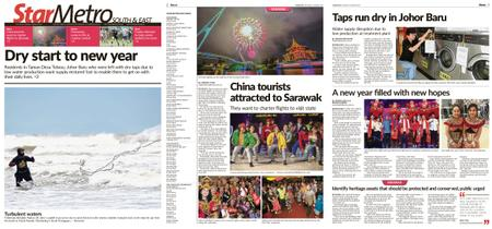 The Star Malaysia - Metro South & East – 03 January 2019