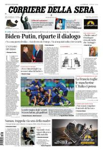Corriere della Sera - 17 Giugno 2021