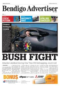 Bendigo Advertiser - June 12, 2020