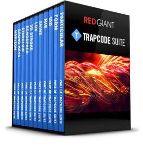Red Giant Trapcode Suite 15.1.2 macOS