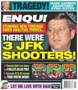 National Enquirer - 21 May 2018