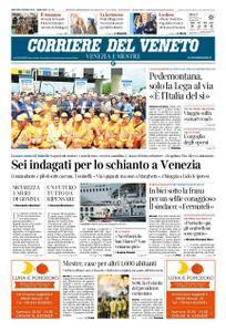 Corriere del Veneto Venezia e Mestre – 04 giugno 2019