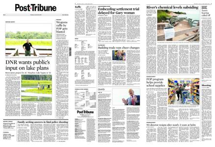 Post-Tribune – August 20, 2019
