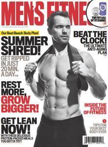 Men's Fitness USA - Summer 2017