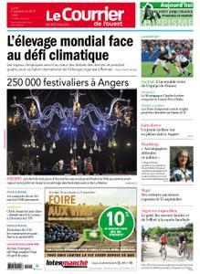 Le Courrier de l'Ouest Nord Anjou – 09 septembre 2019