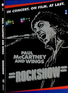 Paul McCartney And Wings - Rockshow (2013) Re-up