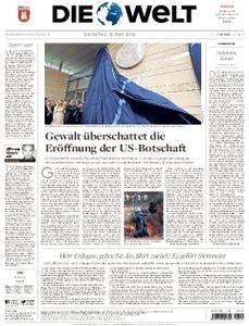 Die Welt Hamburg - 15. Mai 2018