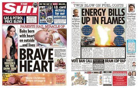 The Sun UK – 13 December 2017