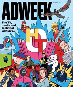 Adweek - October 25, 2021