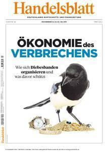 Handelsblatt - 22. Juli 2016